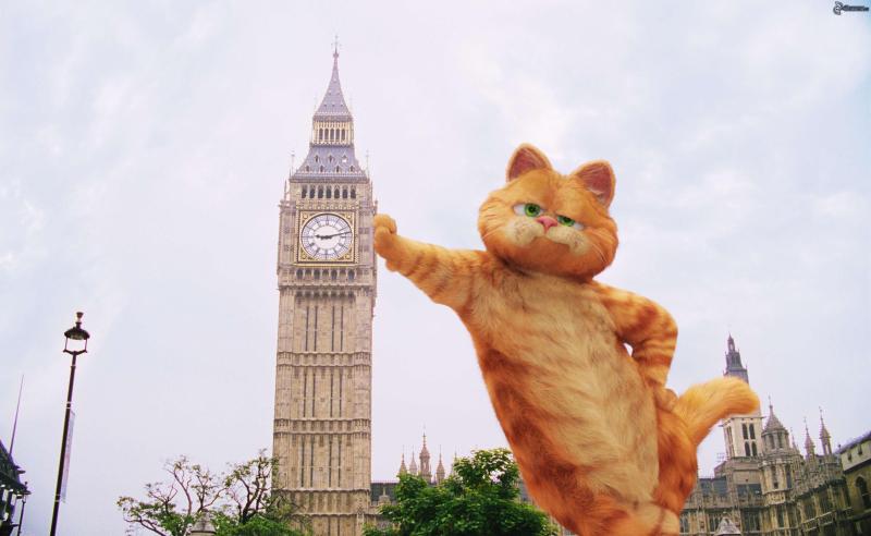 Garfield,-big-ben,-london-149898