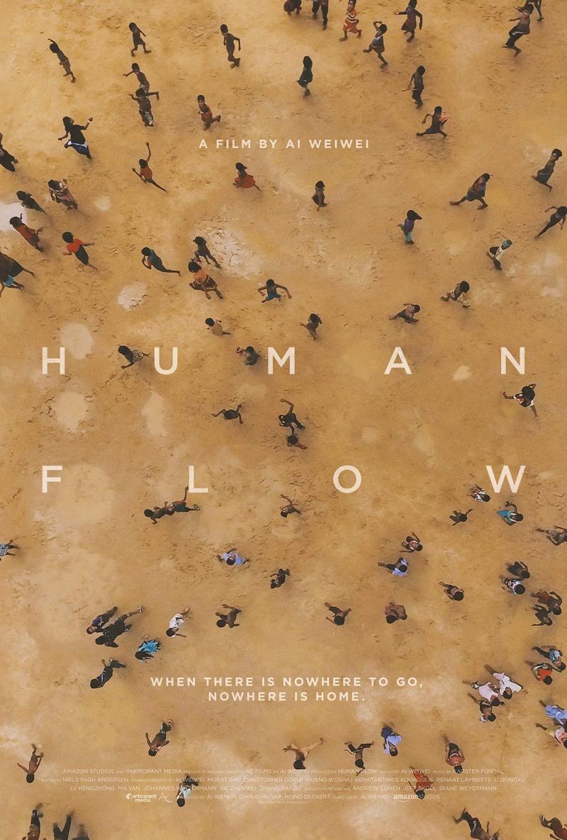 Human-flow-poster
